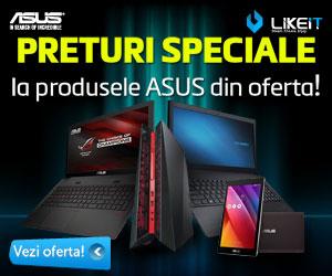 Promotii ASUS