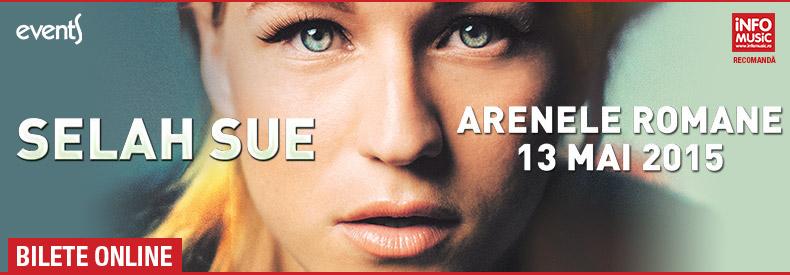 Bilete concert Selah Sue Romania 2015
