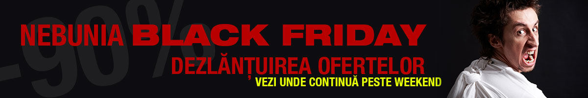 Promotii Black Friday