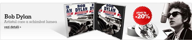 Reduceri de pret la colectia de muzica BOB DYLAN!