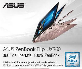 Alege ZenBook Flip