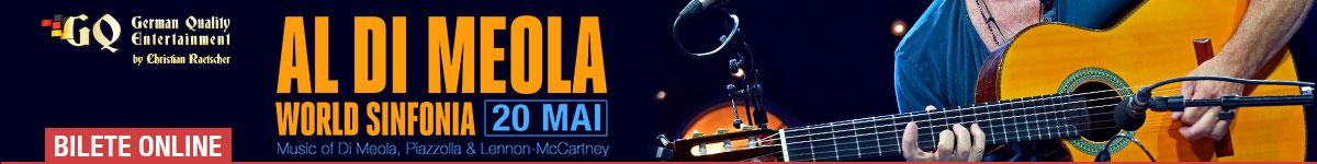 Concert Al Di Meola - bilete