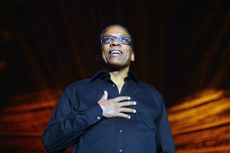 Herbie Hancock in concert la Bucuresti