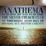 afis concert anathema