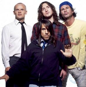 Red Hot Chili Peppers va concerta la Sofia