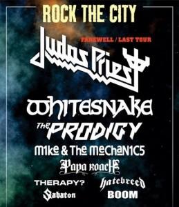 Rock the city 2011