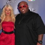 Christina Aguilera si Cee Lo Green