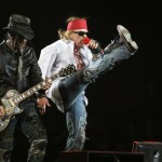 DJ Ashba & Axl Rose (Guns N' Roses)