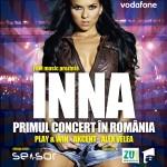 Concert INNA la Bucuresti