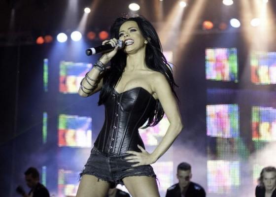 Inna live la Bucuresti 11 mai 2011