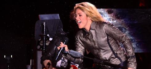 Shakira BUCURESTI 2011 foto Alex Barbulescu