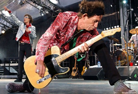 Keith Richards (Rolling Stones)