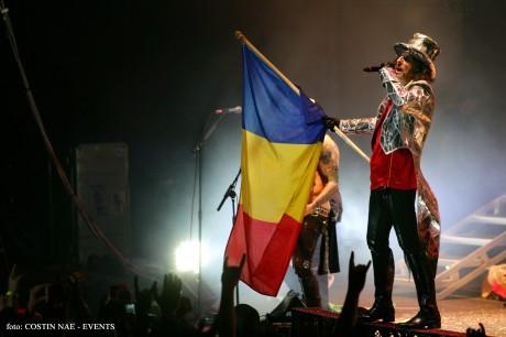 Alice Cooper live la Bucuresti 14 iunie 2011