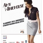 Amy Winehouse- Afis eveniment