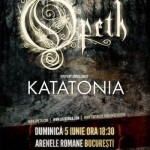 Concert-Opeth si Katatonia