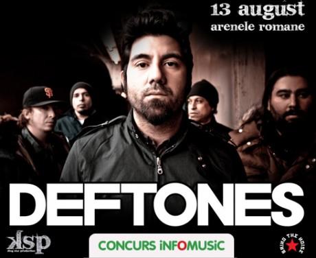 Concurs Deftones