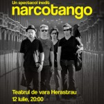 Narcotango- afis concert