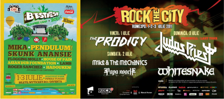 Rock the City vs B'Estfest