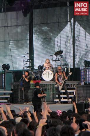 Concert Scorpions la Bucuresti 09.06.2011