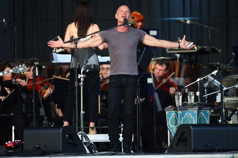 Sting - 6 iunie 2011