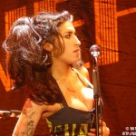 Amy Winehouse huiduita in Belgrad (foto: Iva Tanackovic)