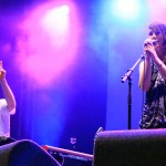 Lamb (Lou Rhodes & Andy Barlow) in concert la B'Estfest 2011 (02.07.2011 / foto: infomusic.ro)