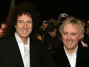 Brian May si Roger Taylor (Queen)