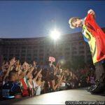Concert Bon Jovi, Bucuresti 2011 (credit foto David Bergman - TourPhotographer.com)
