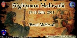 Festivalul Medieval de la Sighisoara 2011