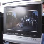 """Imagini din timpul filmarilor noului clip Pixie Lott - """"All About Tonight"""" (sursa foto Pixie Lott Facebook Page)"""