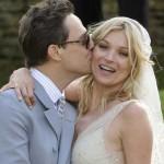 Nunta dintre Jamie Hince si Kate Moss (sursa foto Mirror.co.uk.)