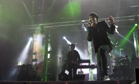 Pendulum, live la B'Estfest 2011- foto Alex Chelba