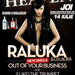 Raluka@ Heaven Outdoor