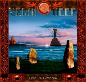 Uriah Heep live in Armenia