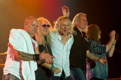 Uriah Heep live in Germania, mai 2011