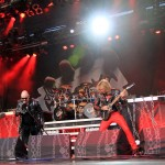 Judas Priest in concert la Rock The City (3.07.2011 / foto: infomusic.ro)