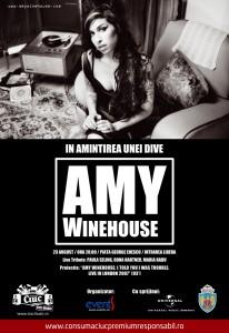 Amy Winehouse- in memoriam