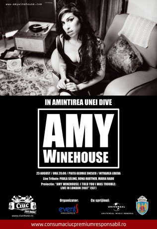 Amy Winehouse- in memoriam