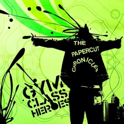 Coperta Album Gym Class Heroes - The Papercut Chronicles II