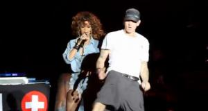 Rihhana si Eminem