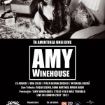 Afis Tribut AMY WINEHOUSE