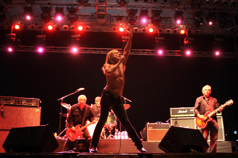 ggy and The Stooges, 27 aug 2011, Tuborg Green Fest Peninsula, credit foto Calin Ilea