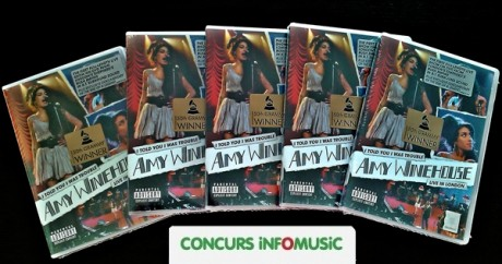 Amy Winehouse DVD
