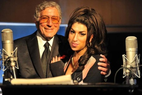 Amy Winehouse si Tony Bennett