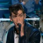 Arctic Monkeys Live Leno Show