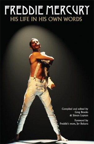 Coperta carte Freddie Mercury - His Life In His Own Words
