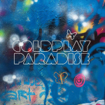 Coperta single Coldplay - Paradise