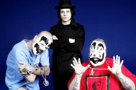 Jack White & Insane Clow Posse