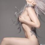 Lady Gaga Vanity Fair photo