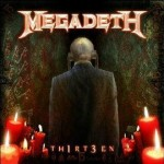 Megadeath- coperta album